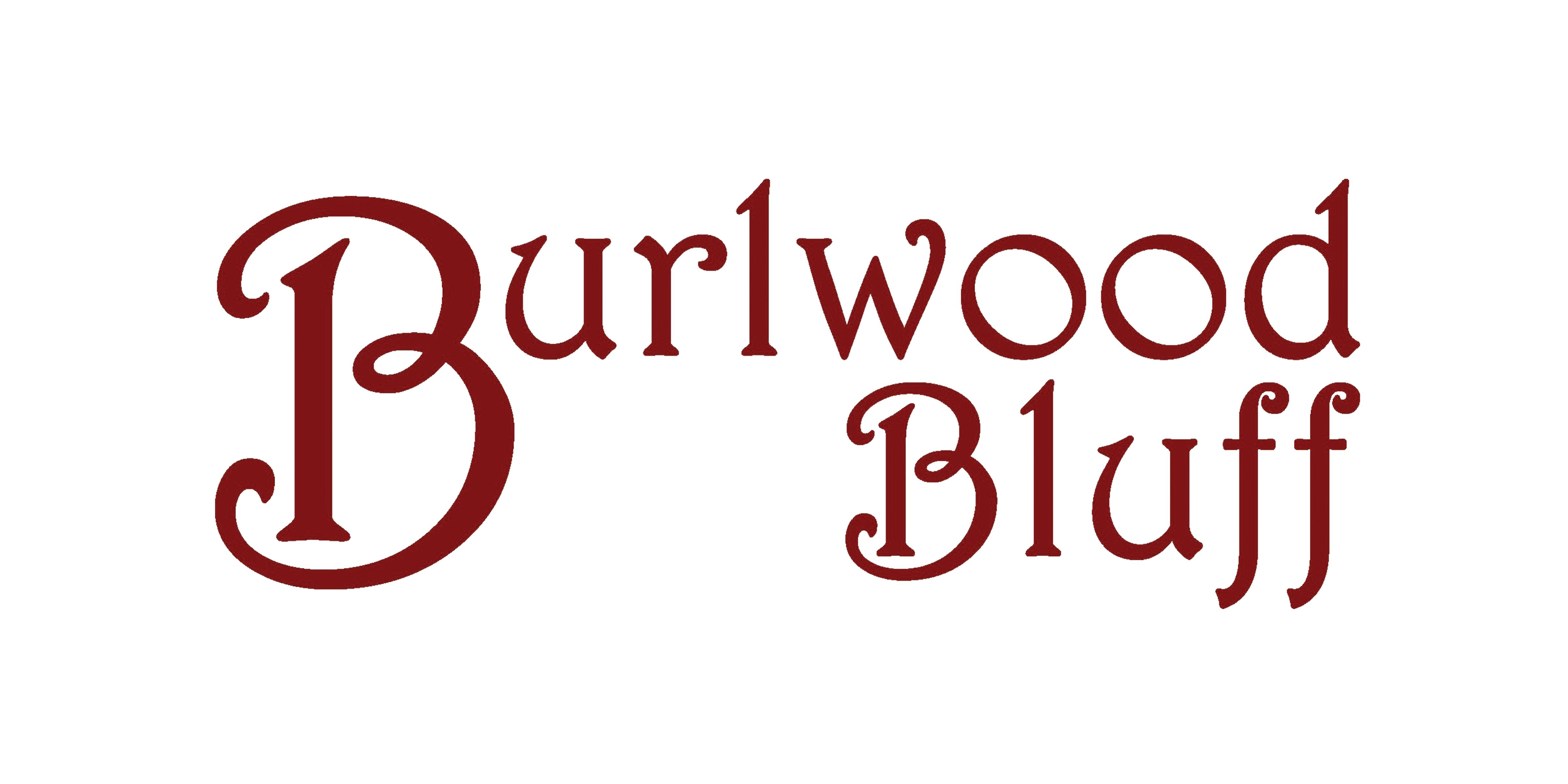 Burlwood Bluff Logo